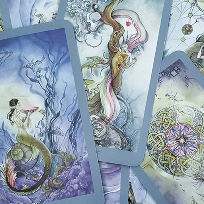 Psychic Readings Tarot Oracle Cards