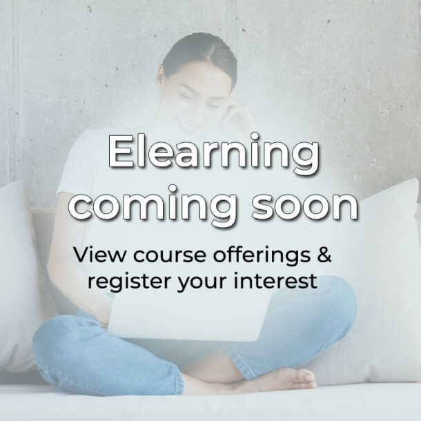 Elearning Course Menu image
