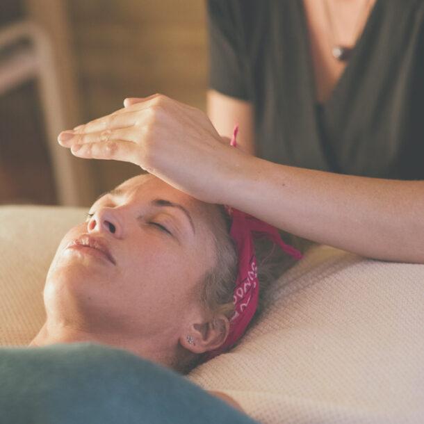 Learn Reiki Energy Healing with Carita - Reiki Therapist and Teacher